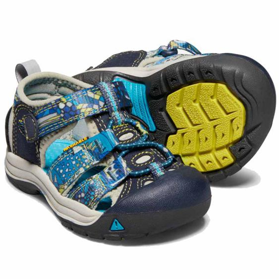 Keen Newport H2 Blue Night Print 1018246 (Infant)