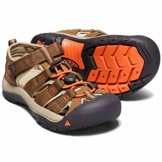 Keen Newport H2 Dark Earth 1018270 (Youth)