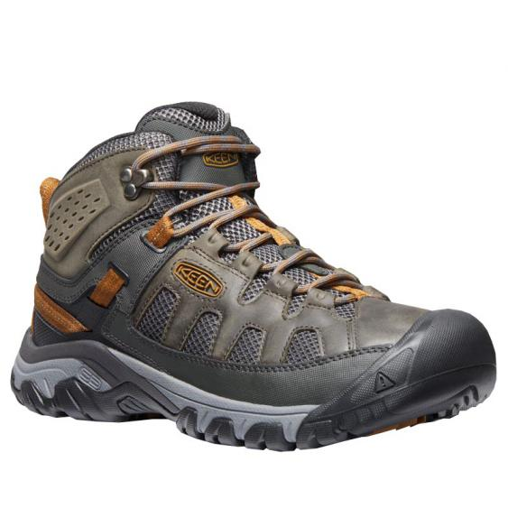 Keen Targhee Vent Mid Raven/ Bronze Brown 1020745 (Men's)