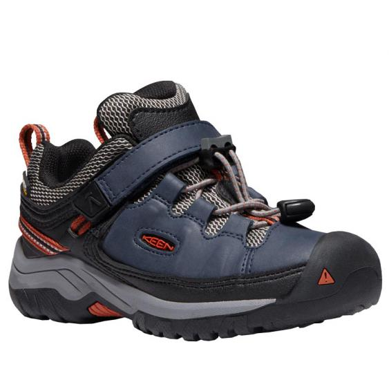 Keen Targhee Low WP Blue Nights/ Rooibos Tea 1019826 (Kid's)