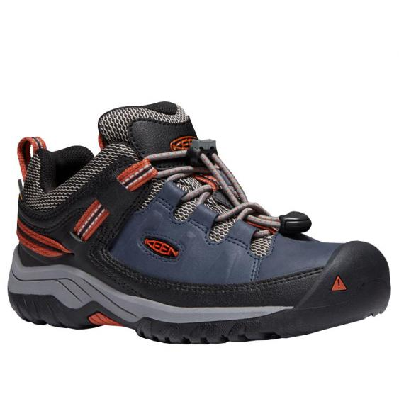 Keen Targhee Low WP Blue Nights/ Rooibos Tea 1019829 (Youth)