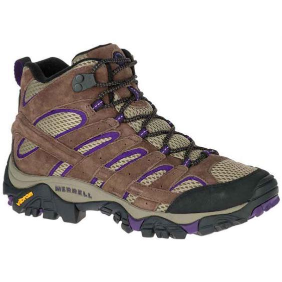 Merrell Moab 2 Vent Mid Braken/ Purple J06050 (Women's)