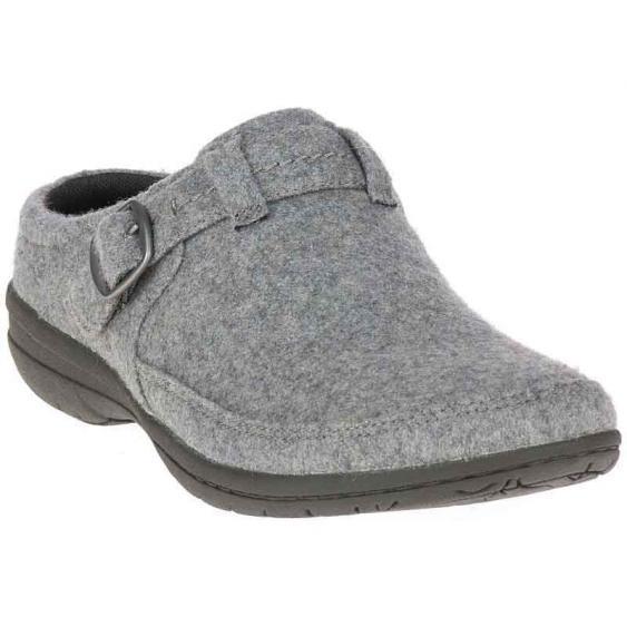 Merrell Encore Kassie Buckle Wool Light Grey J98710 (Women's)