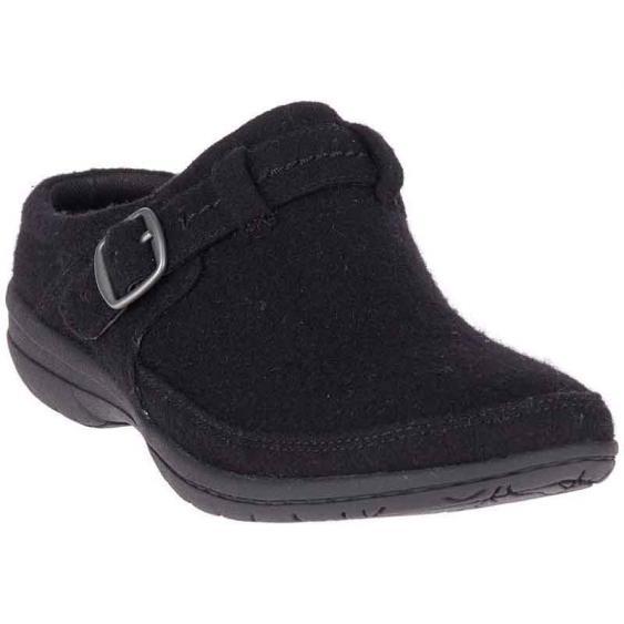 Merrell Encore Kassie Buckle Wool Black J95298 (Women's)