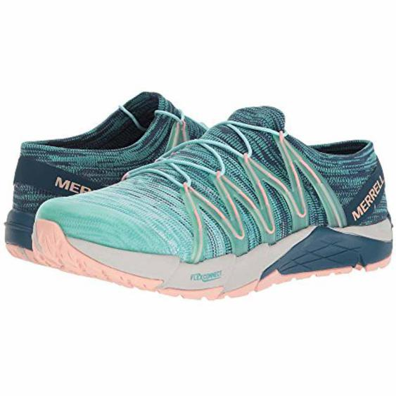 Merrell Bare Access Flex Knit Aqua J12588 (Women's)