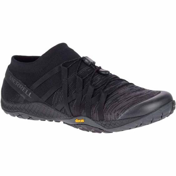 Merrell Trail Glove 4 Knit Black J77639 (Men's)