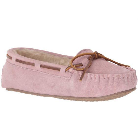 Minnetonka Cally Pink Blush 4019 (Women's)