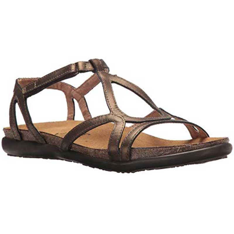 97bbc739d83 Naot Dorith Grecian Gold Leather 4710-F10 (Women s)