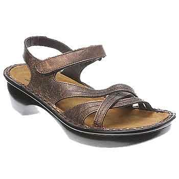 Naot Paris Burnt Copper Leather 71100-E05 (Women's)