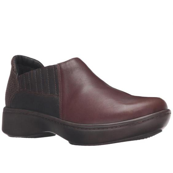 Naot Bay Toffee Brown/ Mine Brown/ Brown Croc 25018-S9R (Women's)