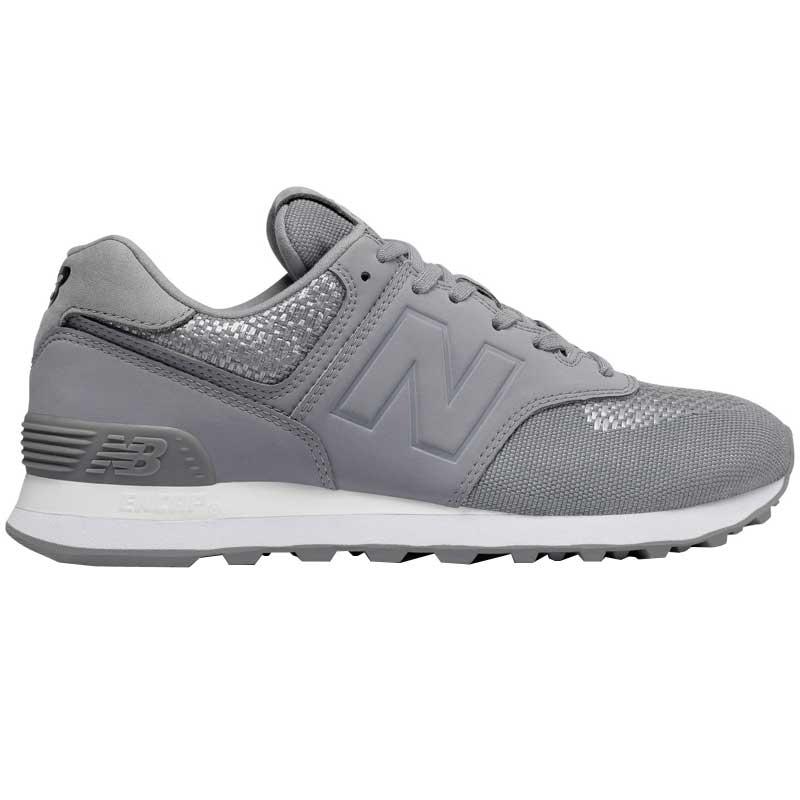 66b6b0a9cb7 ... wholesale new balance 574 tech raffia silver grey steel wl574fab womens  c2684 73812