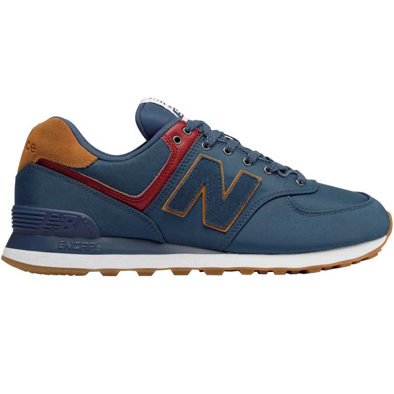 new balance 574 brown sugar