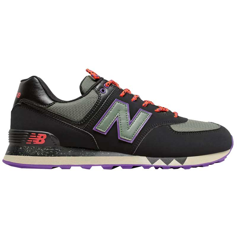 check out f4c72 13517 New Balance 574 90's Outdoor Black/ Slate Green ML574NFQ (Men's)