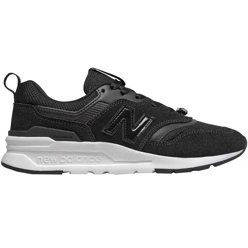 exquisite craftsmanship incredible prices to buy New Balance 997H Mystic Crystal Black/ White CW997HJB (Women's)