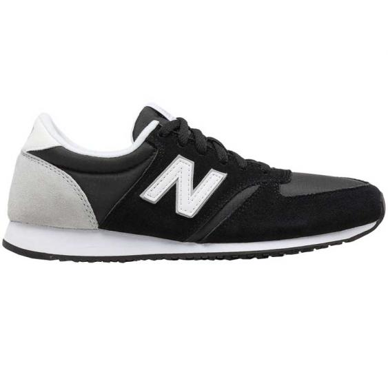 New Balance 420 Black/ Silver/ White WL420CRB (Women's)