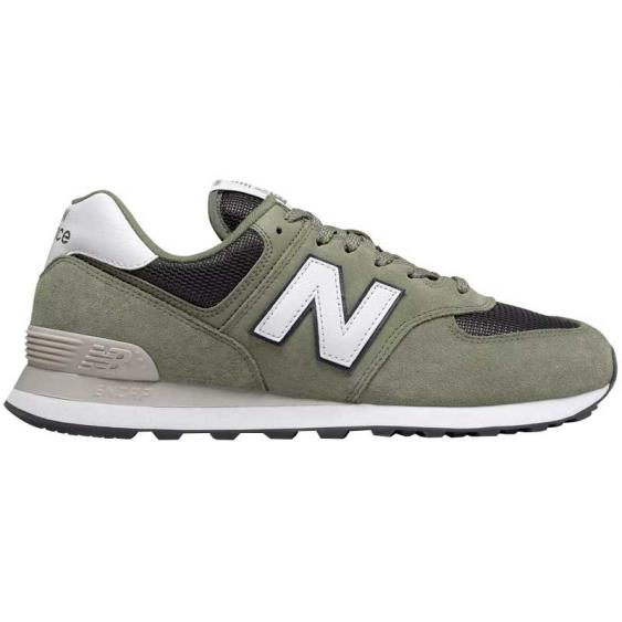 New Balance 574 Mineral Green/ Outerspace ML574ESP (Men's)