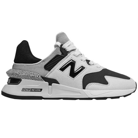 New Balance 997 Sport White/ Black WS997JCF (Women's)