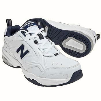 New Balance MX624 White / Navy MX624WN2 (Men's)