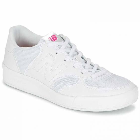 New Balance 300 White / Pink WRT300CG (Women's)