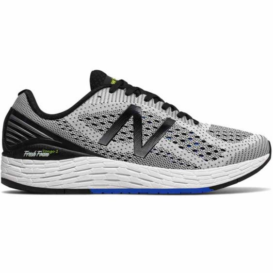 New Balance VongoV2 White / Cobalt MVNGOGG2 (Men's)