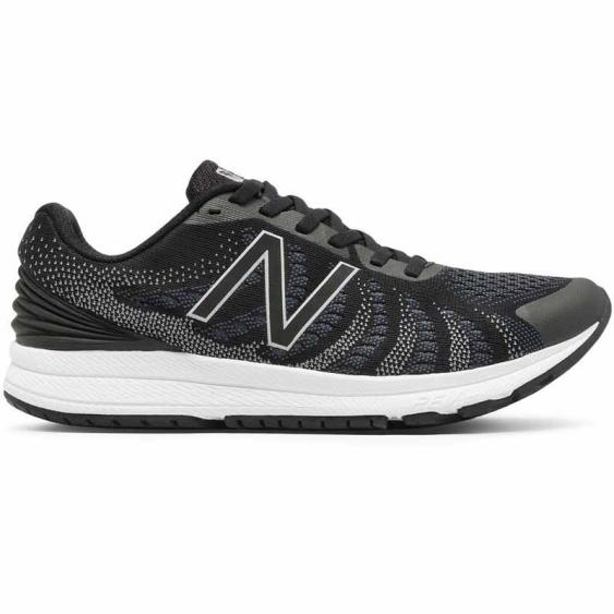 New Balance RUSHV3 Black / Thunder MRUSHBK3 (Men's)