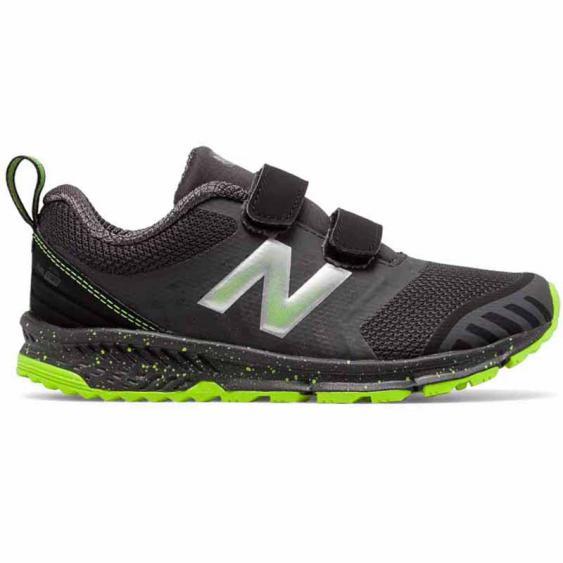 New Balance NTRV3 Velcro Grey / Green KENTRBA (Kids)