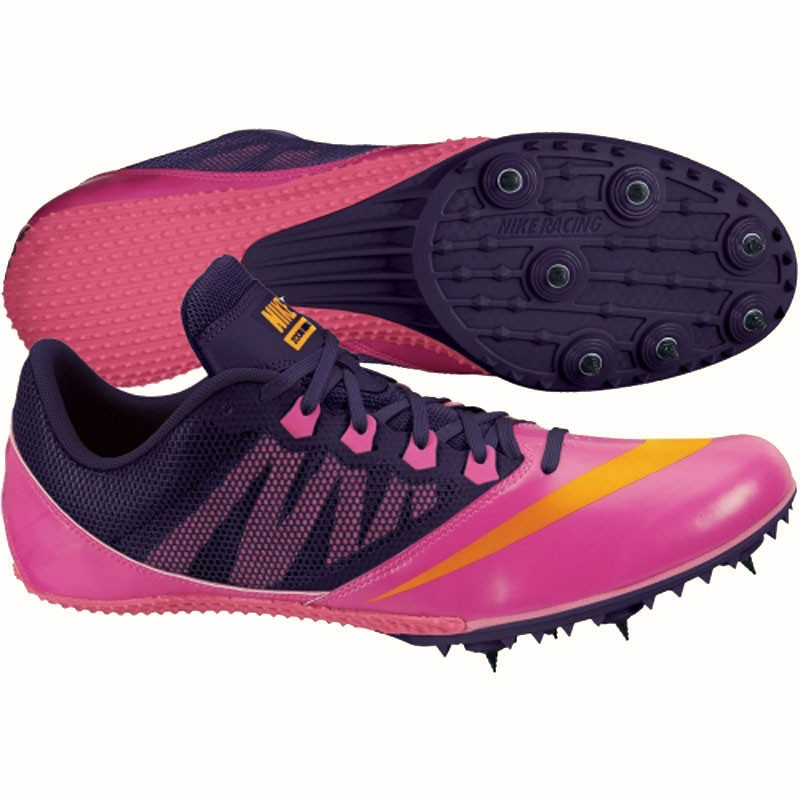 pink nike zoom pv spikes for women Enjoy free ... 6a40e9df0