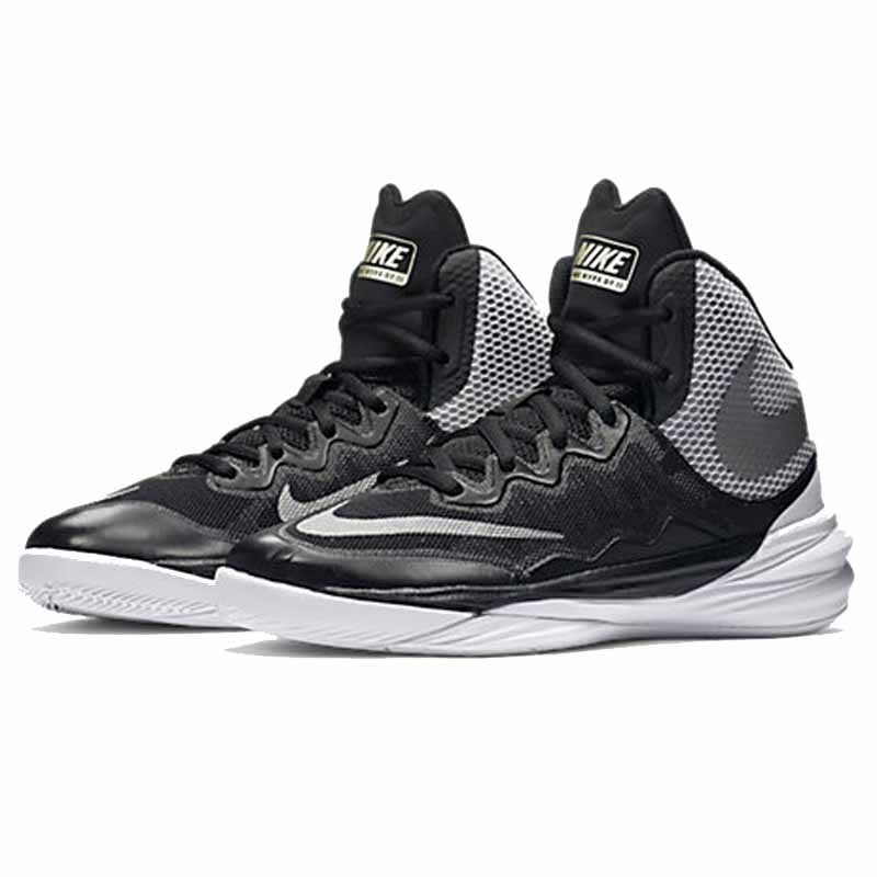 f7a3a255c799b Nike Prime Hype DF II Black   White   Silver 807613-001 (Youth). Loading  zoom