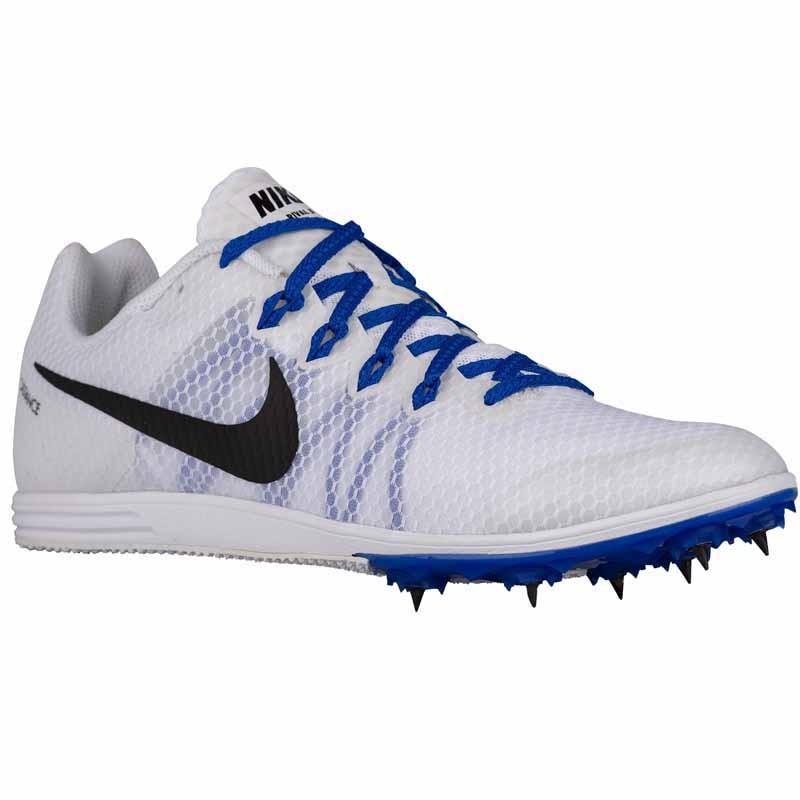 info for 2fa4b 5dd08 Nike Zoom Rival D 9 White   Blue   Black 806556-100 (Unisex)