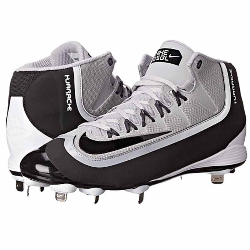 Nike Huarache 2KFilth Pro MD Black   Grey 807128-001 (Men s) f73377fb2