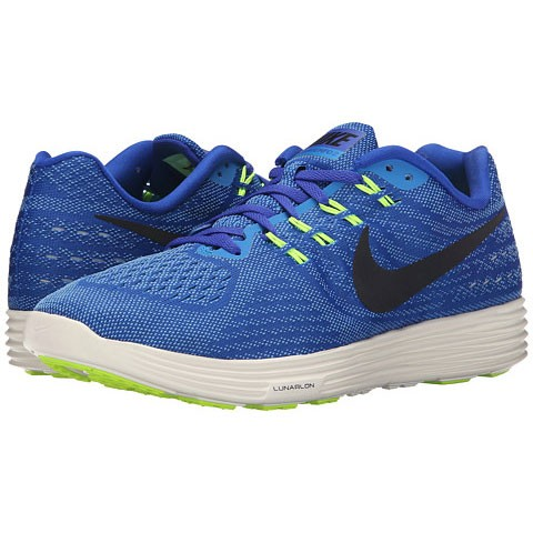 save off f8f16 5b88d Nike Lunartempo 2 Racer Blue 818097-401 (Men s)