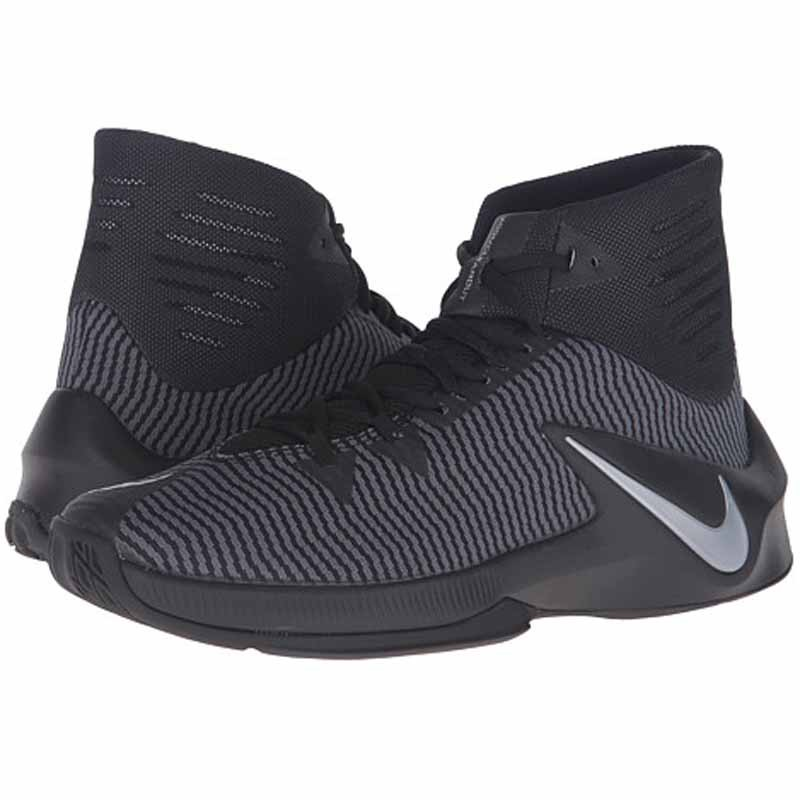 nike zoom clear out black