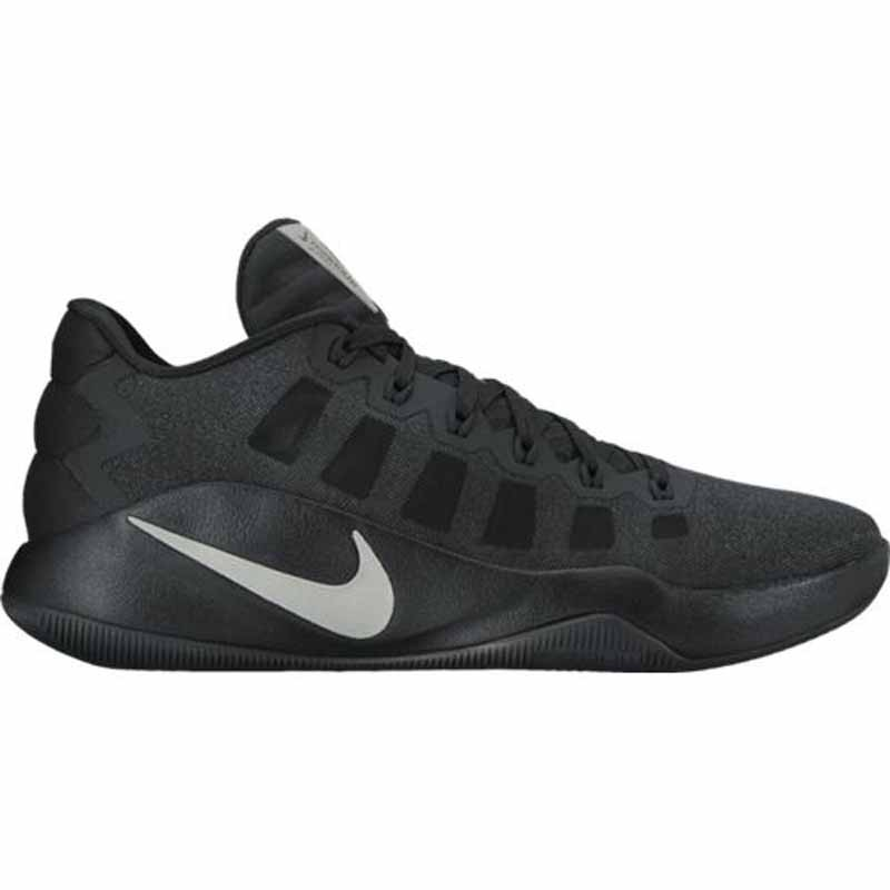 lowest price ba06c 0b769 Nike Hyperdunk 2016 Low Black   Silver 844363-002 (Men s). Loading zoom