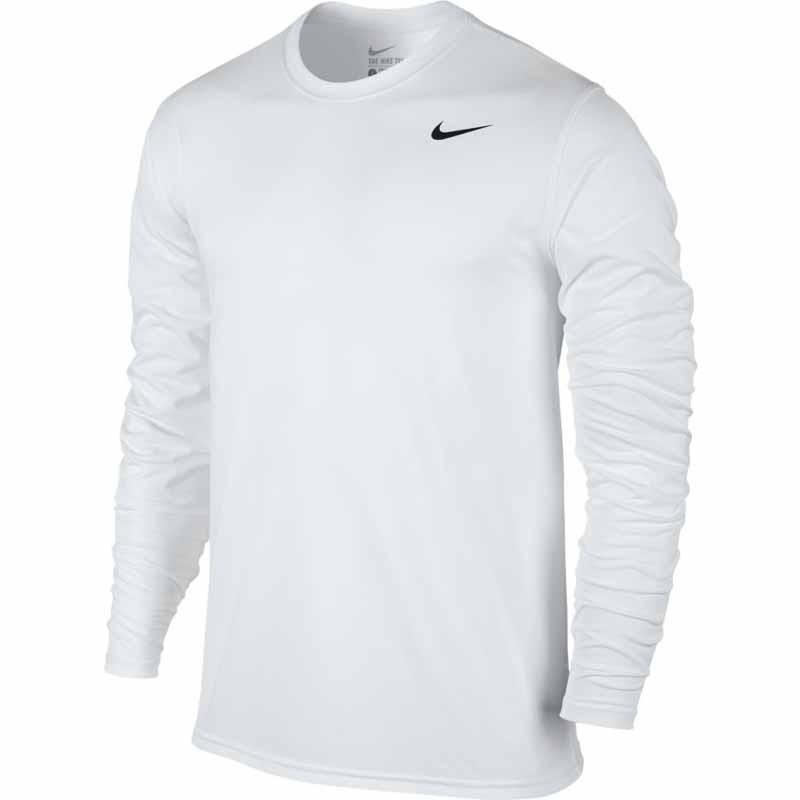 Mens Long Sleeve Dri Fit Shirt