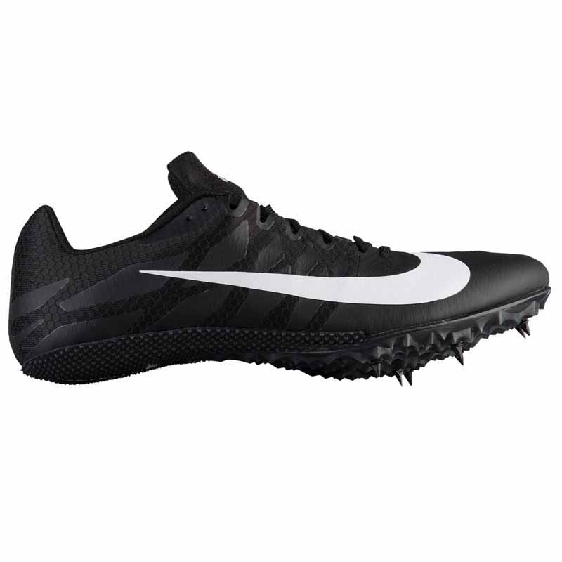 separation shoes d91fb ee985 Nike Zoom Rival S 9 Black / White 907564-001 (Unisex)