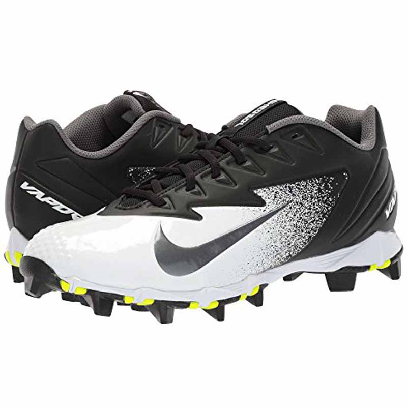 978d095e707f Nike Vapor Ultrafly Keystone Black   Silver 856494-001 (Youth)