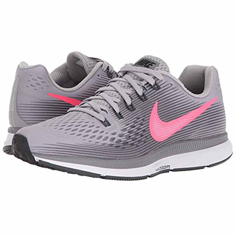 Nike Air Zoom Pegasus 34 Grey   Pink 880560-006 (Women s) 9765ebac1