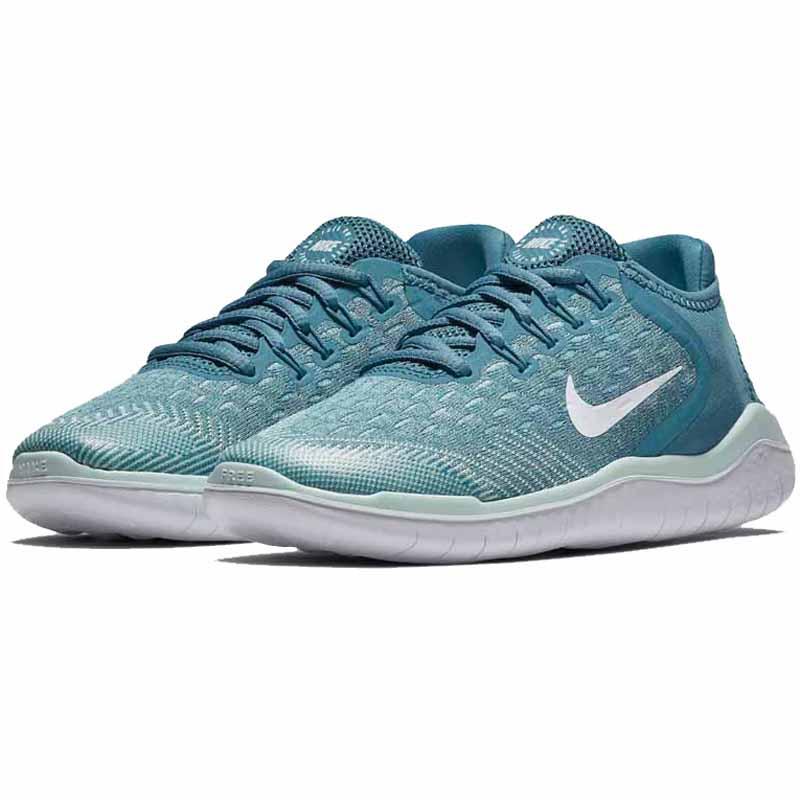 2c00013f628b Nike Free RN 2018 Aqua   Igloo AH3457-401 (Youth)