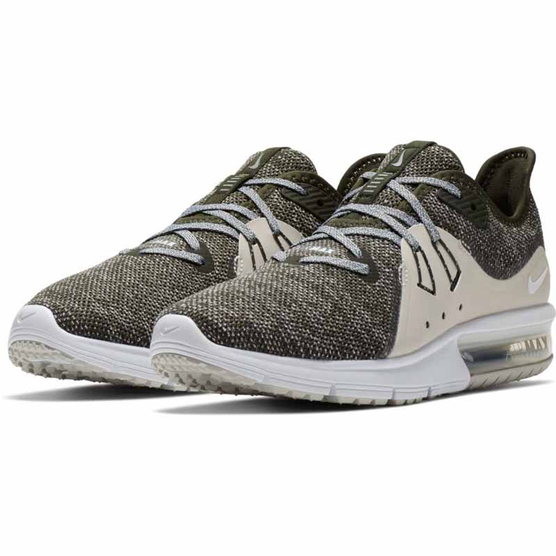 the best attitude f8627 d6d09 Nike Air Max Sequent 3 Sequoia   White 908993-300 (Women s). Loading zoom