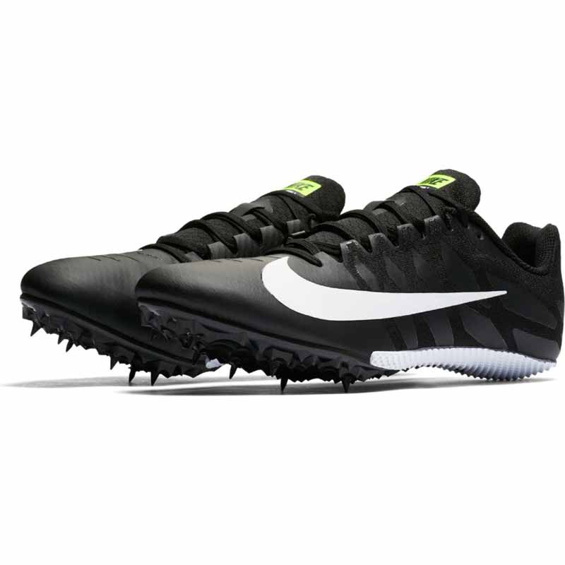 ef1e5e6db90 Nike Zoom Rival S 9 Black   White   Volt 907564-017 (Unisex)