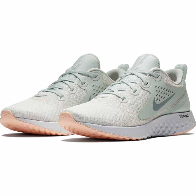 wholesale dealer cd35c 0d1f5 Nike Rebel React White   Grey AA1626-101 (Women s). Loading zoom