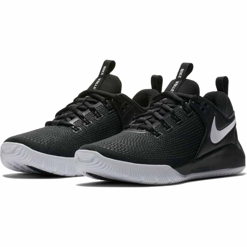 dff9db681308 Nike Zoom Hyperace 2 Black   White AA0286-001 (Women s)