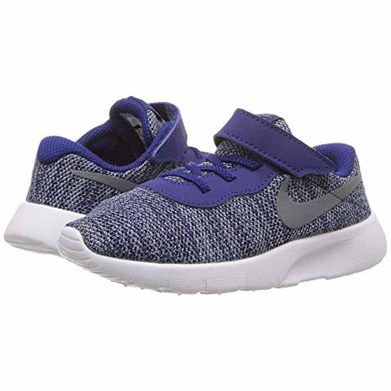 new product df9b1 b6c4f Nike Tanjun Blue   Grey 818383-405 (Infant)