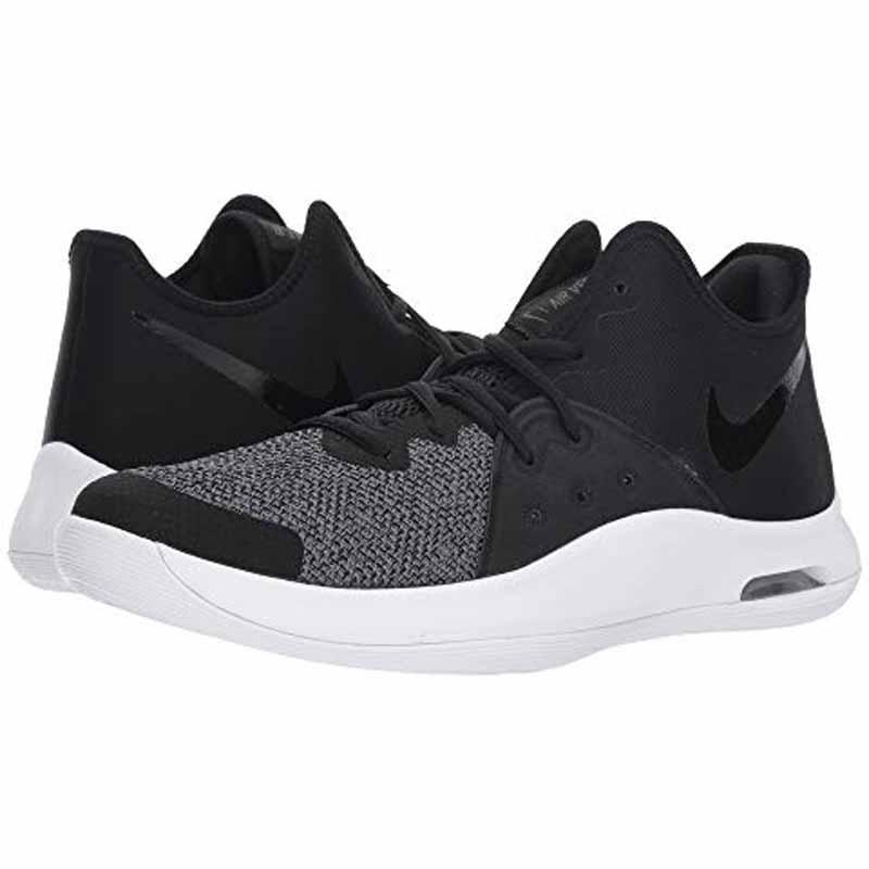 sports shoes 21f8f f1d30 Nike Air Versitile III Black   White AO4430-001 (Men s)