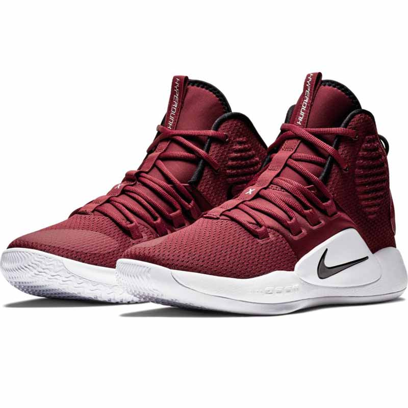 Nike Hyperdunk X Team Red   Black   White AR0467-601 (Men s). Loading zoom f2a351691