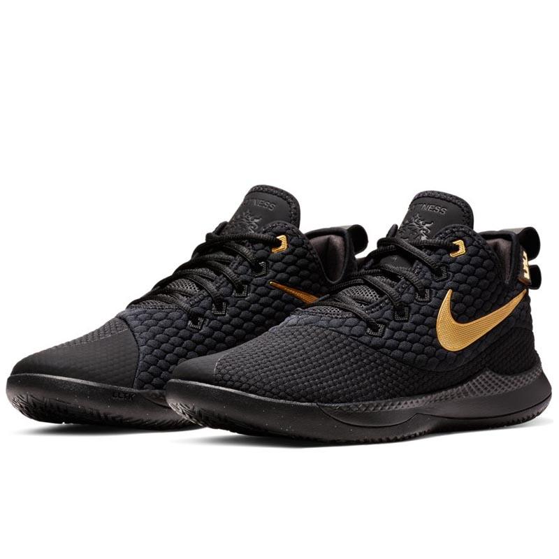 9e4a24999fa Nike LeBron Witness III Black  Gold AO4433-003 (Men s)