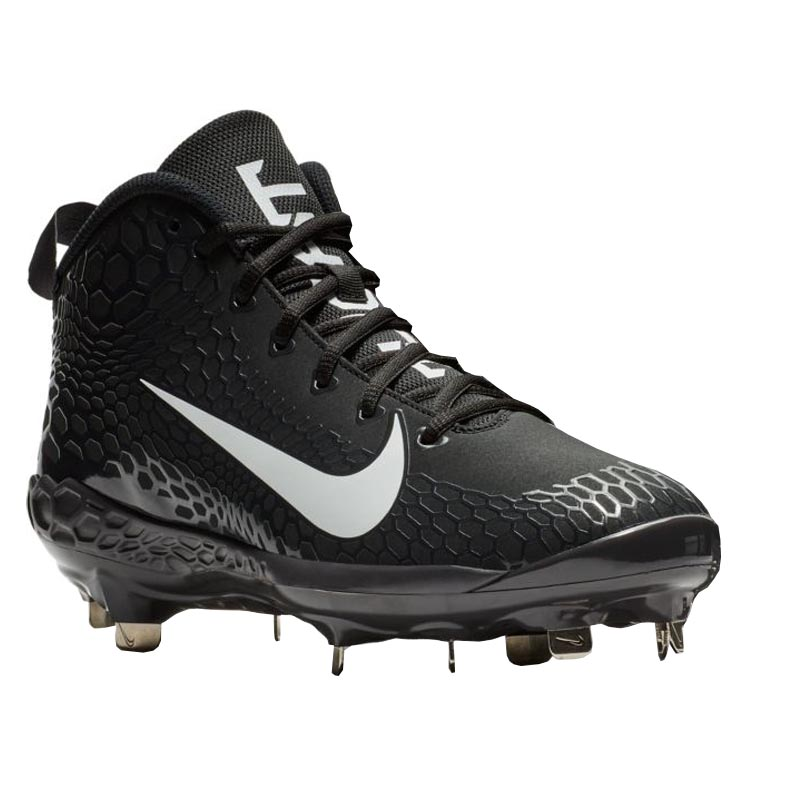 competitive price bce41 fd4dd Nike Force Zoom Trout 5 PRO Black/ White AH3372-010 (Men's). Loading zoom