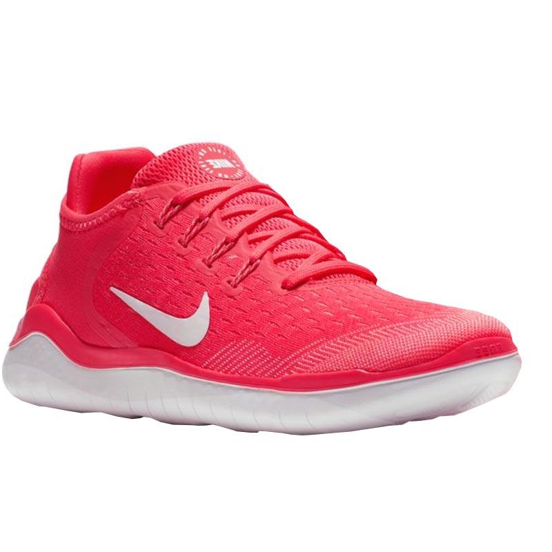 574770f32f7c Nike Free RN 2018 Ember Glow  White  Pink Gaze 942837-801 ...
