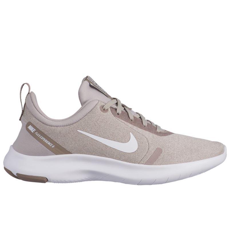 separation shoes 5b34e 58c1c Nike Flex Experience RN 8 Light Brown AJ5908-100 (Women s). Loading zoom