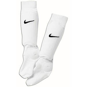Nike Shin Sock White/Black SP0121-101 (Kids)